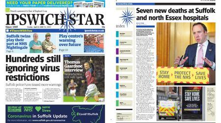 Ipswich Star – April 13, 2020