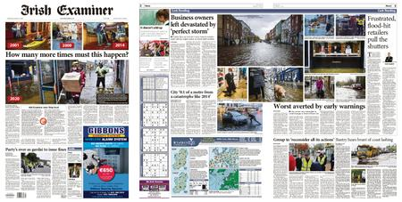Irish Examiner – October 21, 2020