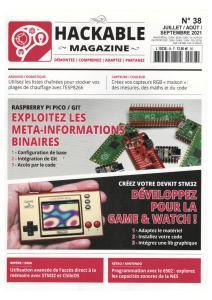 Hackable Magazine - Juillet-Septembre 2021