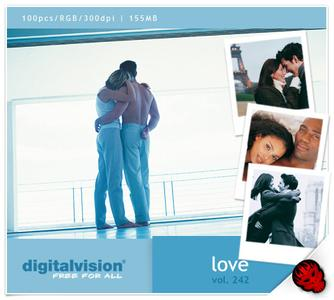 Digitalvision Vol. 242 - Love