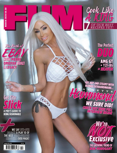 FHM USA - March 2020