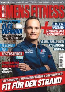 Men's Fitness Germany - Juli 2019