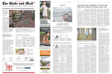 The Globe and Mail – June 10, 2019