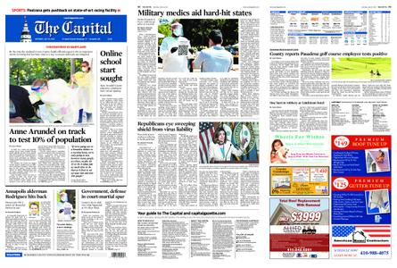 The Capital – July 18, 2020
