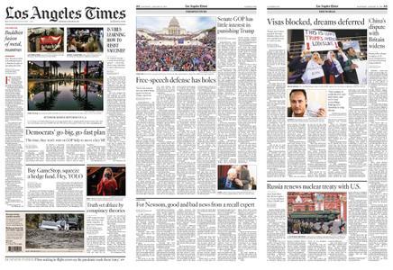 Los Angeles Times – January 30, 2021