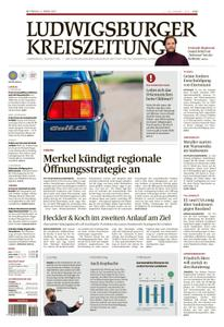 Ludwigsburger Kreiszeitung LKZ - 03 März 2021