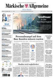 Märkische Allgemeine Dosse Kurier - 19. September 2018