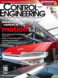 Control Engineering - September 2020