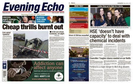 Evening Echo – April 06, 2018