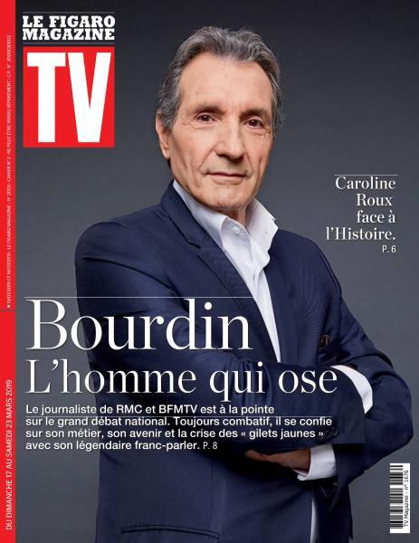 TV Magazine - 18 Mars 2019