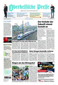Oberhessische Presse Marburg/Ostkreis - 14. September 2019