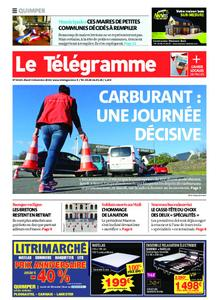 Le Télégramme Quimper – 03 décembre 2019
