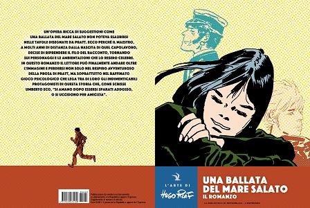 L'Arte Di Hugo Pratt - Volume 28 - Corto Maltese - Una Ballata Del Mare Salato - Il Romanzo