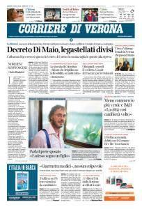 Corriere di Verona - 5 Luglio 2018