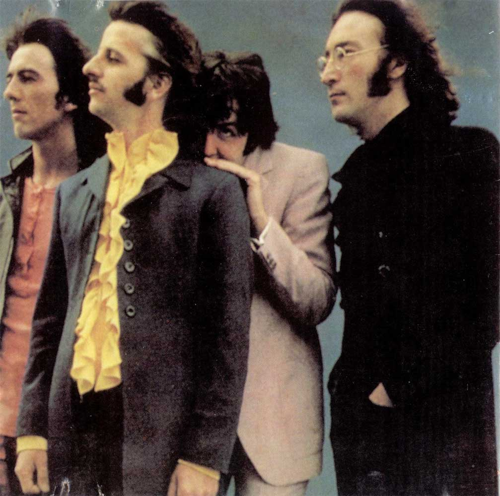 The Beatles - Arrive Without Aging (1993) {Vigotone} **[RE-UP]**