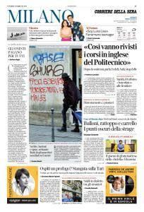 Corriere della Sera Milano - 2 Febbraio 2018