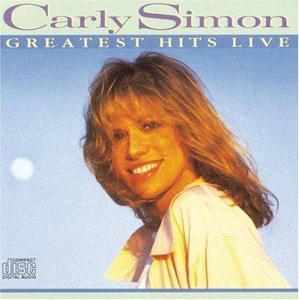 Carly Simon - Greatest Hits Live (1988)