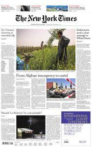 International New York Times - November 1, 2017