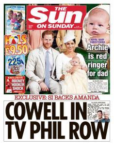 The Sun UK - 7 July 2019