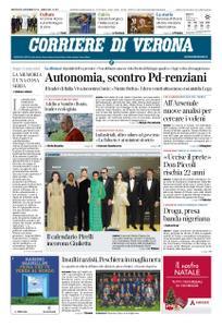 Corriere di Verona – 04 dicembre 2019