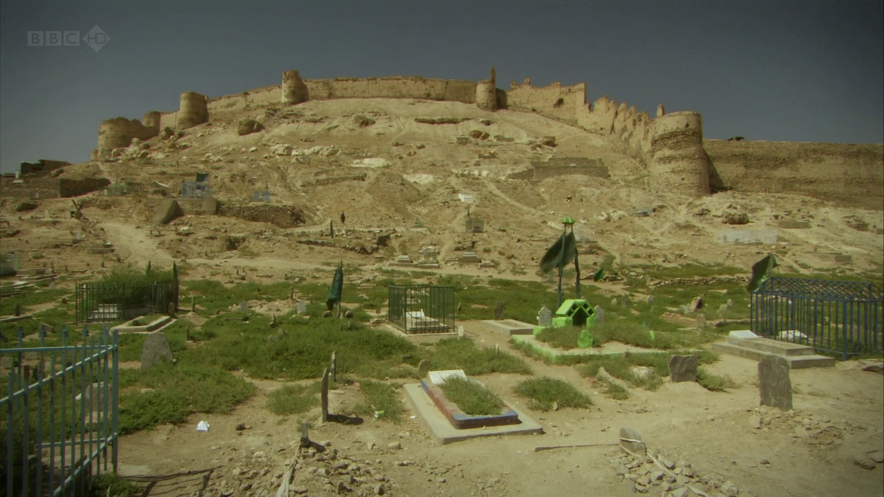 Afghanistan: The Great Game - A Personal View by Rory Stewart (2012)