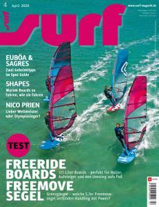 Surf Germany - April 2020