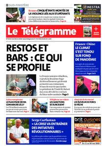 Le Télégramme Ouest Cornouaille – 28 mai 2020