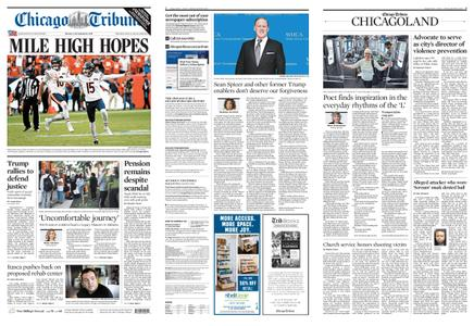 Chicago Tribune – September 16, 2019