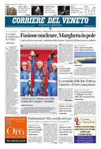 Corriere del Veneto Padova e Rovigo - 17 Gennaio 2018