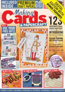 Making Cards & Papercraft - October 2019
