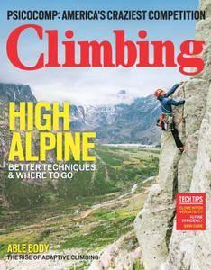 Climbing - August 2016