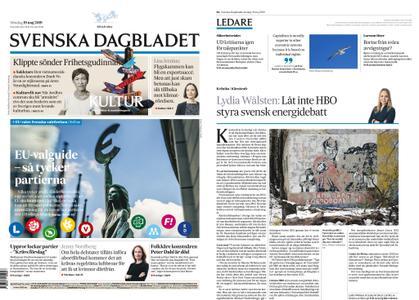Svenska Dagbladet – 19 maj 2019