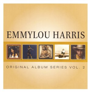 Emmylou Harris - Original Album Series, Vol.2, 1980-1986 (2013) {5CD Box Set Rhino Vinyl Replica}
