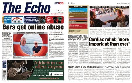 Evening Echo – August 03, 2021