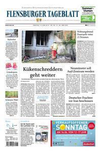 Flensburger Tageblatt - 14. Juni 2019