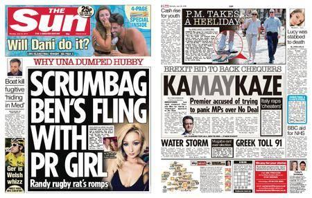 The Sun UK – 30 July 2018