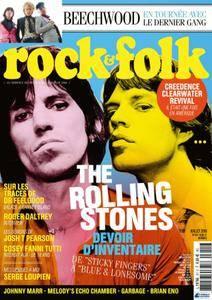 Rock & Folk - juillet 2018