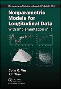 Nonparametric Models for Longitudinal Data: With Implementation in R