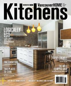 Vancouver Home - Kitchens 2018
