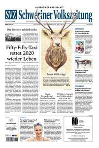 Schweriner Volkszeitung Hagenower Kreisblatt - 18. September 2019