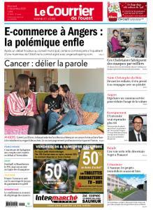 Le Courrier de l'Ouest Angers – 02 décembre 2020