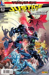Justice League 30 Dez 2014