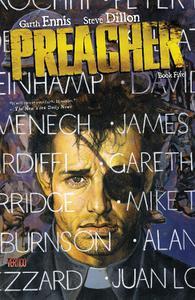 Vertigo-Preacher Book Five 2014 Retail Comic eBook