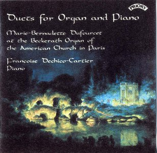 Duets for Organ and Piano
