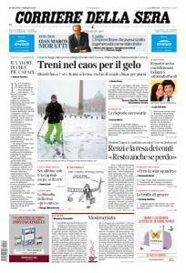 Corriere della Sera - 27 Febbraio 2018