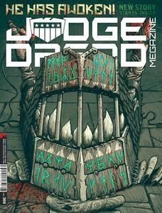 Judge Dredd The Megazine 369 2016 Digital