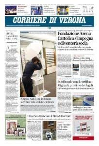 Corriere di Verona - 21 Marzo 2018