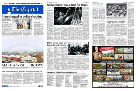 The Capital – February 08, 2020
