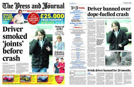 The Press and Journal Moray – January 19, 2018