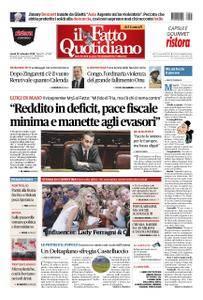 Il Fatto Quotidiano - 24 settembre 2018